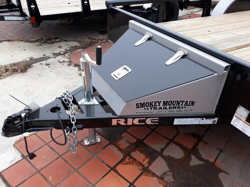 2019 RICE 6.4X12 PIPE TOP