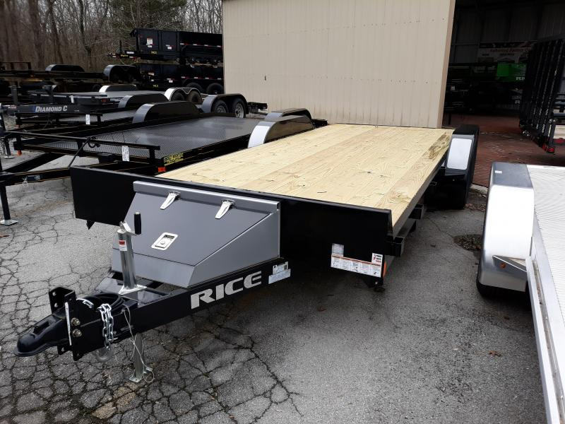 2019 RICE 20FT 7K CAR HAULER in Ashburn, VA