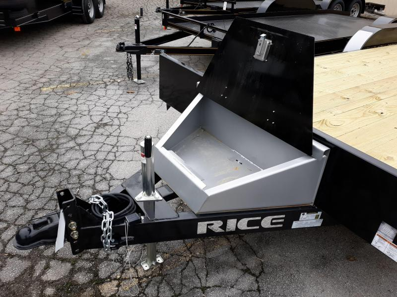 2019 RICE 20FT 7K CAR HAULER