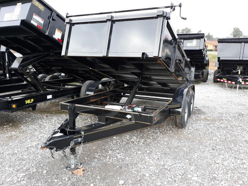 Handy Dump 6 X 12 10k Low Profile Dump Trailer