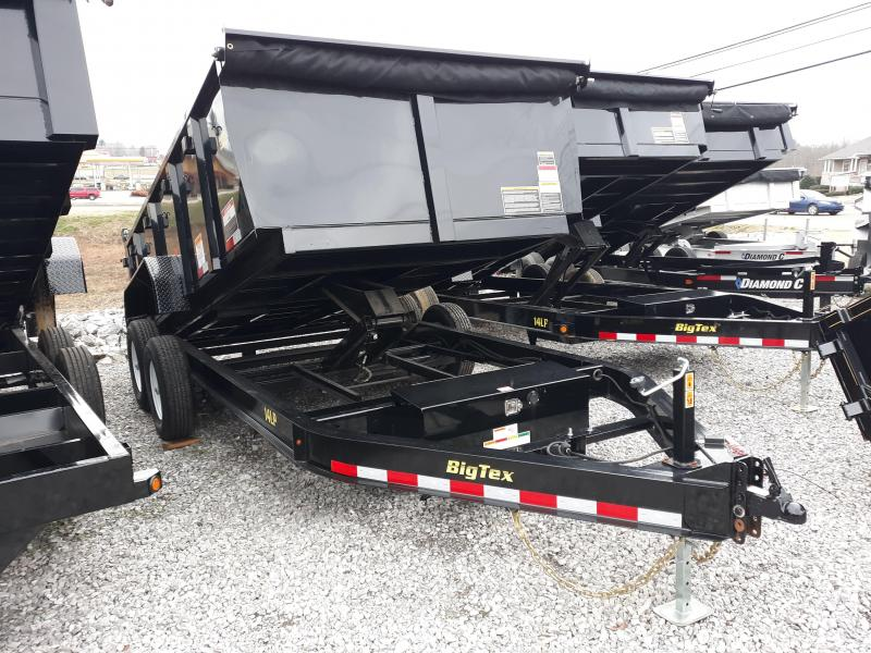 2019 BIG TEX 14LP-14 3ft Sides