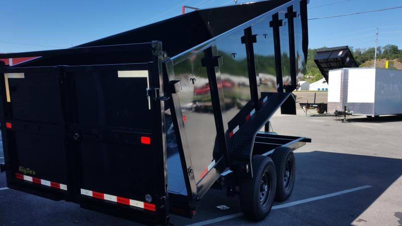 2019 Big Tex Trailers 14LX-14-4FT Dump Trailer