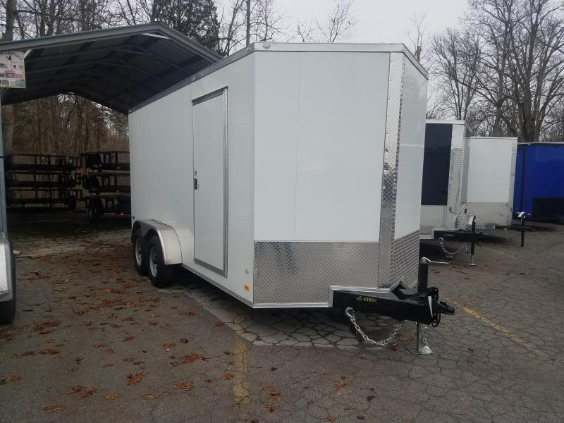 2019 COVERED WAGON 7X16  7K DBL DOOR in Hazelwood, NC