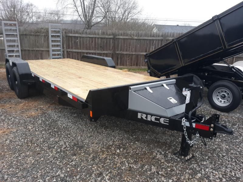 2019 RICE 20FT  7TON