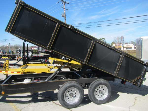 Handy Dump 6 X 12 Dump Trailer in Ashburn, VA