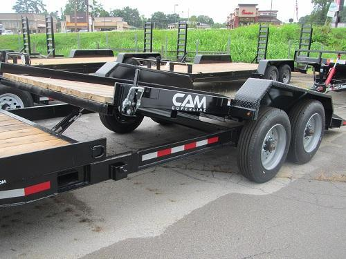 CAM 15 + 4 16K Equipment Trailer in Ashburn, VA