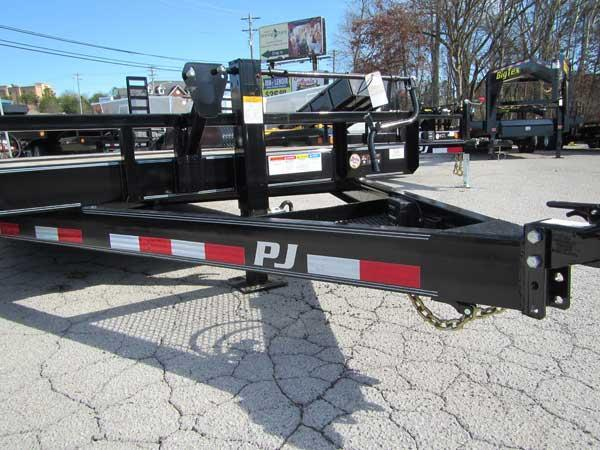PJ 83x20 14K Equipment Trailer