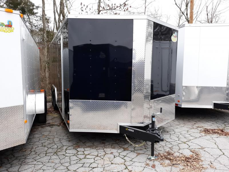 2019 COVERED WAGON 8.5X20 CARHAULER in Hazelwood, NC