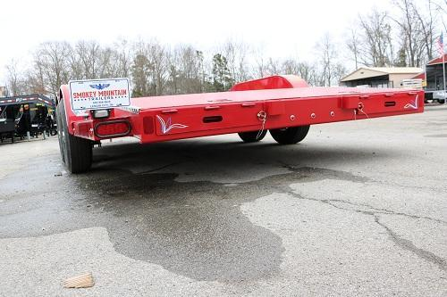 Diamond C 83 x 20 7K Deluxe Car Hauler