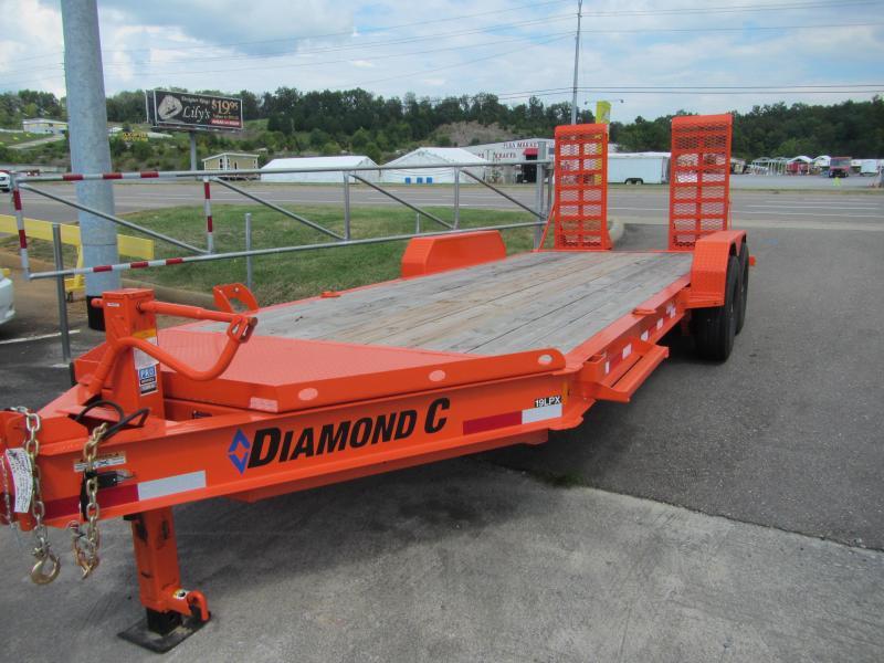 2019 Diamond C Trailers 19 LPX Equipment Trailer in Ashburn, VA