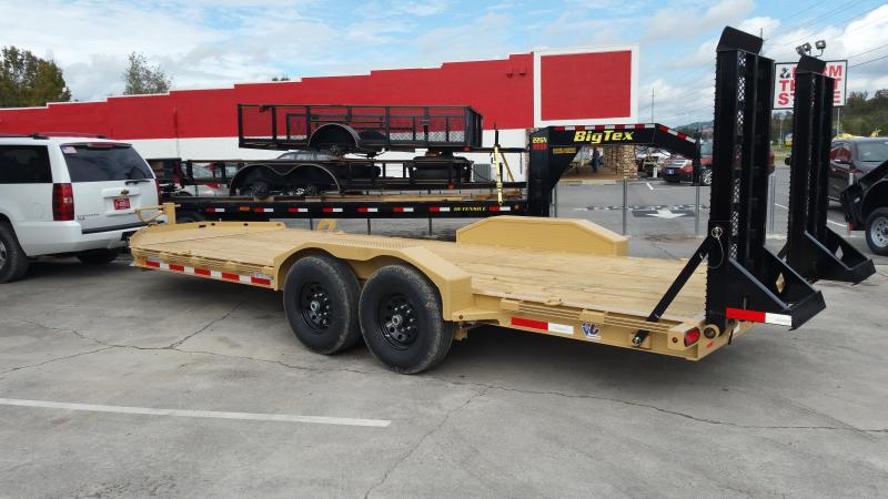 2019 Diamond C Trailers 19 LPX Equipment Trailer