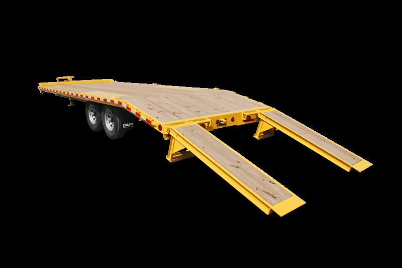 CAM Superline 8.5x20  Deckover 16K Trailer