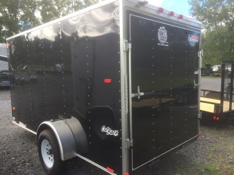 Pace American 6x12 Outback Cargo Trailer with Ramp Door