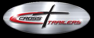 Cross 6x12 Enclosed Cargo Trailer w/ Ramp Door