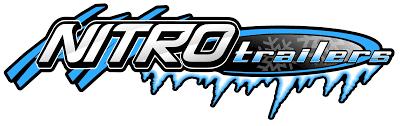 Nitro101x20 4 Place Snowmobile / ATV Trailer