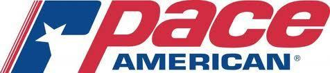Pace 7x14 Journey SE V-Nose Cargo Trailer w/ Ramp door