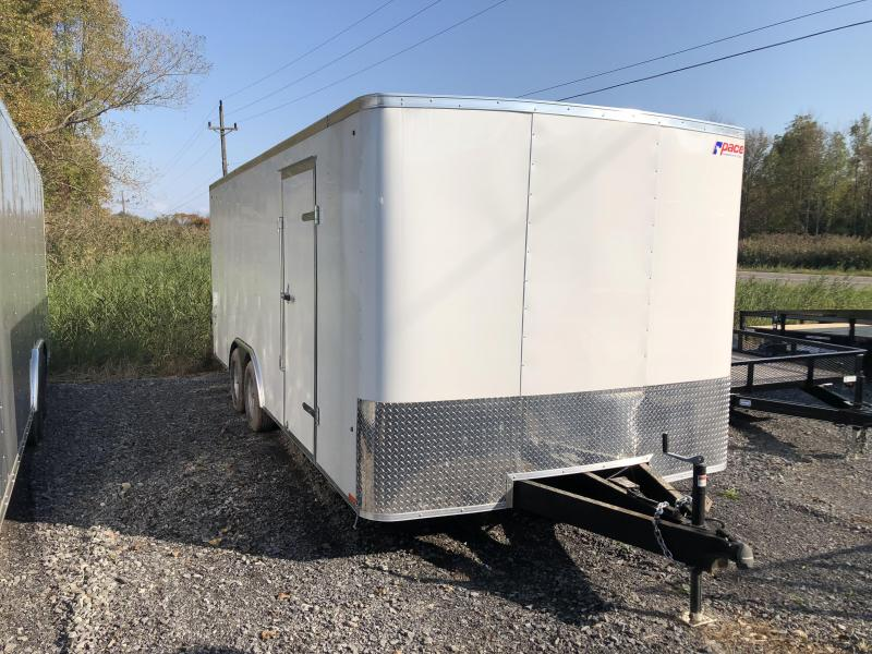 Pace American Outback 8.5x24 Car Trailer 10K