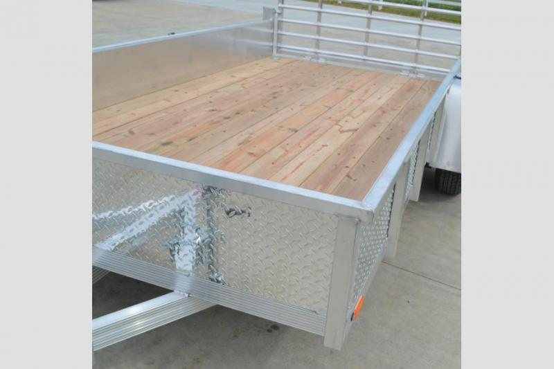 Sport Haven 6x12 Utility Trailer w/ ATP Sides