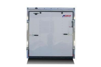 Pace American 5x8 Journey Enclosed Cargo w/ Ramp Door