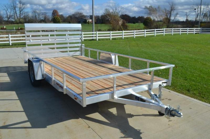 Sport Haven 6x12 Utility Trailer