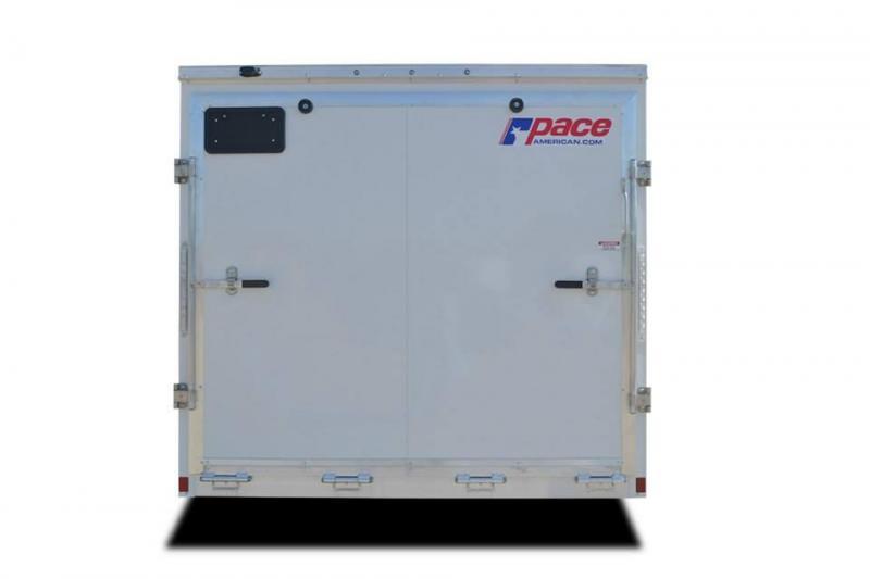 Pace American Aluminum 8.5 x 24 Elite Car Hauler