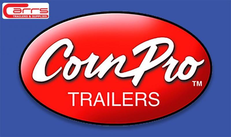 CornPro 16 ft. Stock Trailer