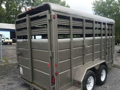 CornPro 16 ft. Stock Trailer