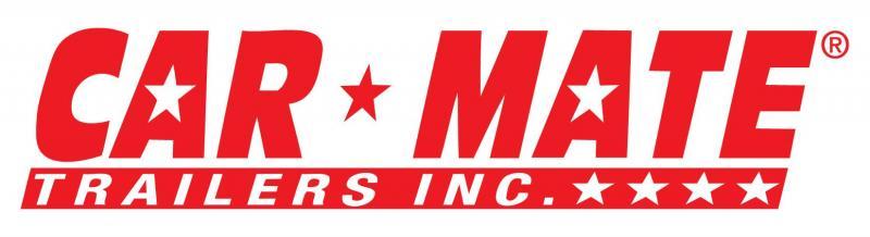 Car Mate 6x14 Sportster Cargo Trailer w/ Ramp Door