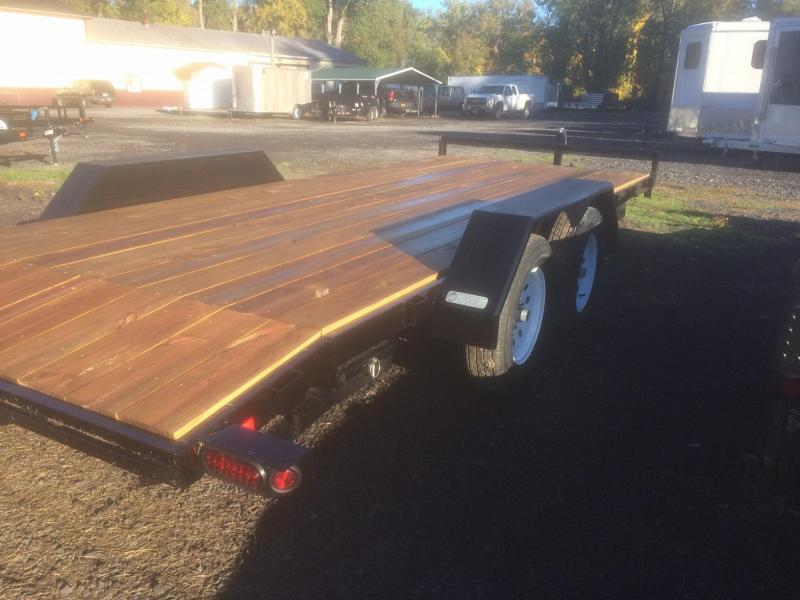 Liberty 7x18 Channel Car Hauler 10K