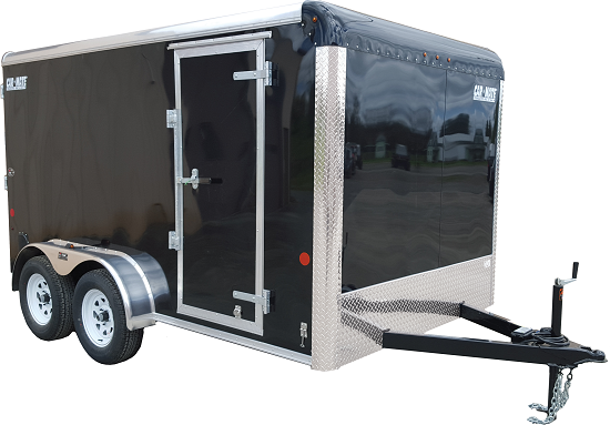 Car Mate 7x16 Custom Cargo Trailer w/ Barn Door