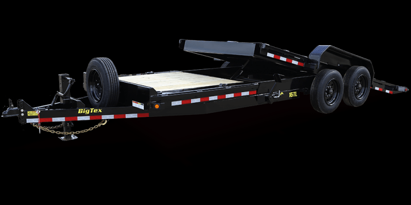 2018 Big Tex Trailer HD 16TL-22 Equipment Trailer