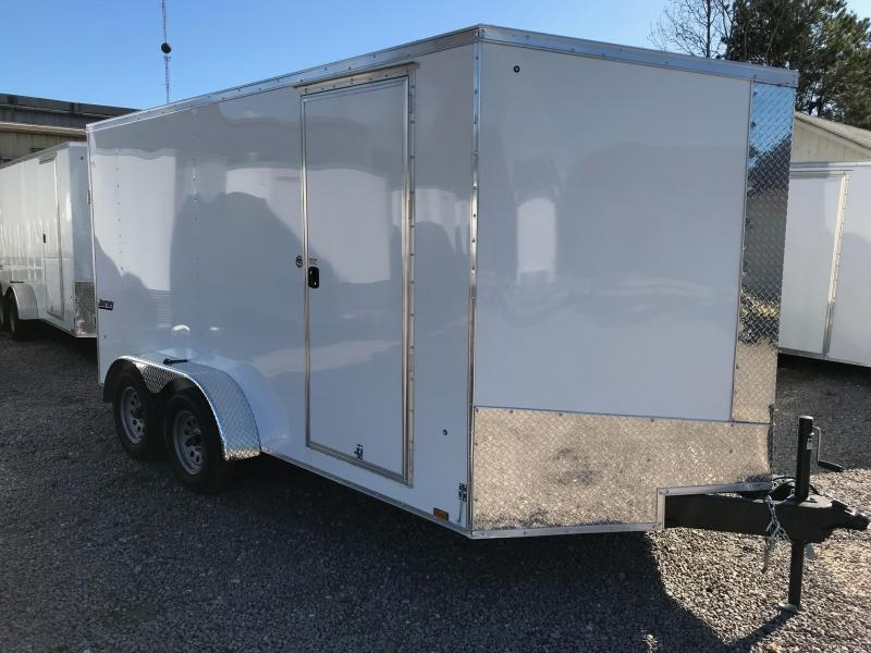 2018 Pace American 7X14 Tandem Axle Special Edition with .030 SKIN