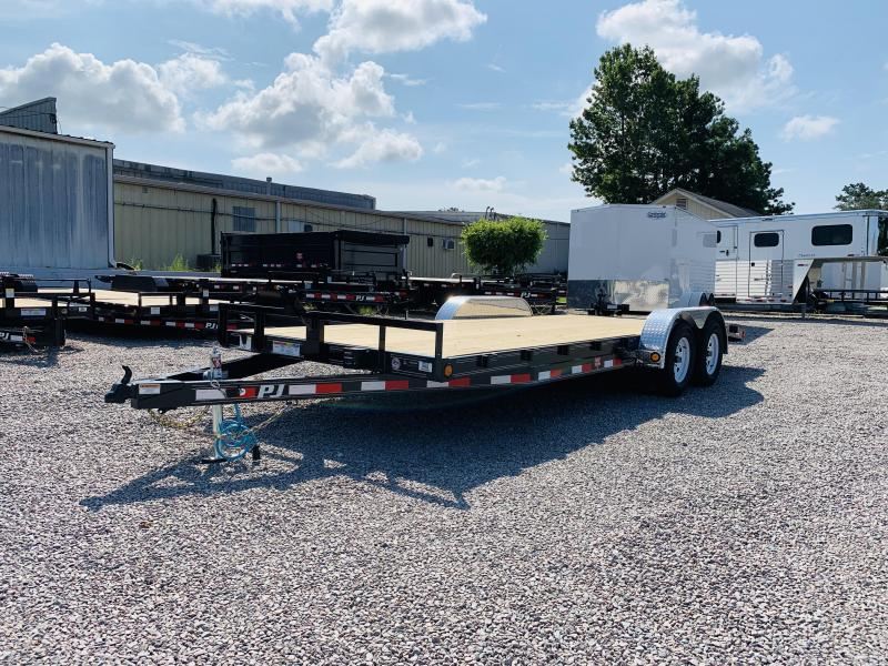 2020 PJ Trailers PJ C5 20' Car / Racing Trailer