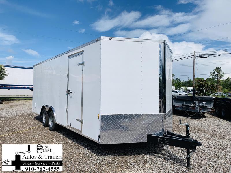 2020 Forest River 8.5x20 Car / Racing Trailer in Ashburn, VA