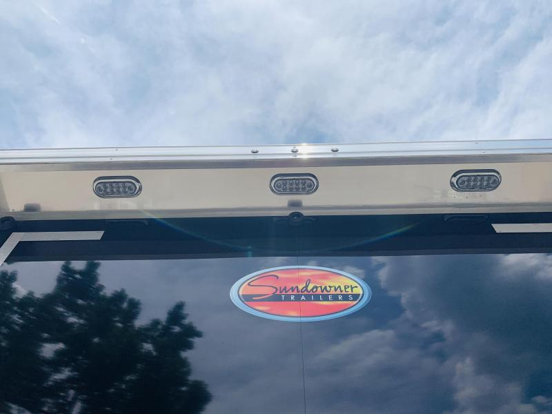 2020 Sundowner Trailers RCL 24 Car / Racing Trailer