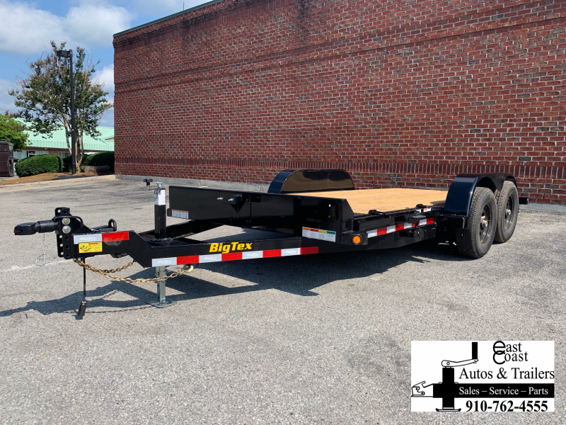 Big Tex Trailers 10FT 16' Full Tilt Equipment Trailer with 9990 GVWR