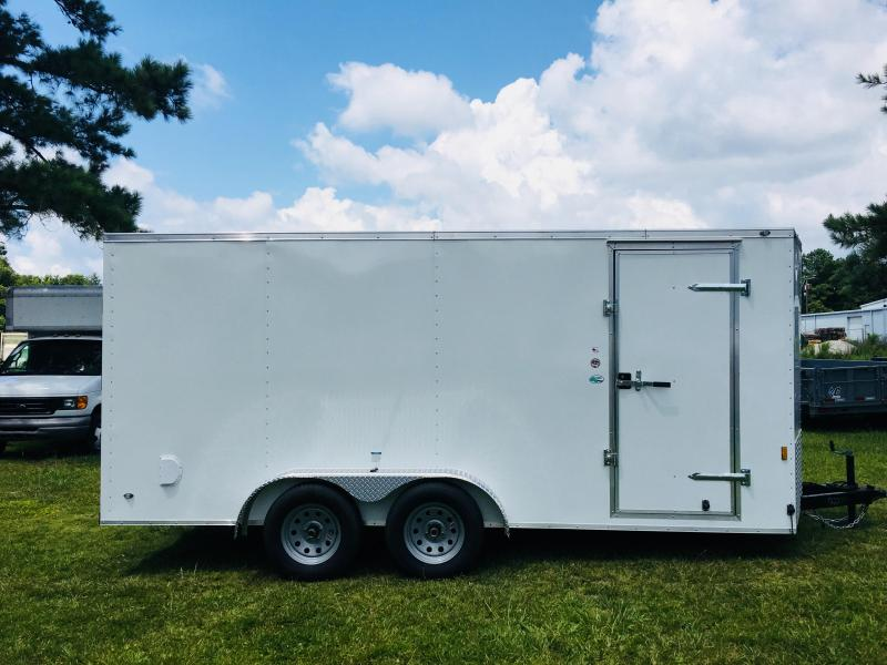 2018 Continental Cargo NS716TA2 Enclosed Cargo Trailer
