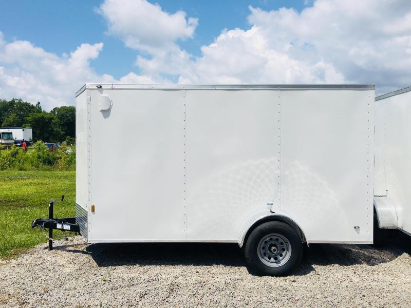 2018 Continental Cargo NS612SA3 Enclosed Cargo Trailer