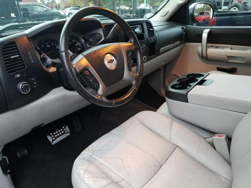 2007 Chevrolet SILVERADO CREW CAB LT
