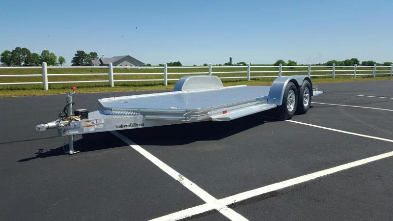 2018 Sundowner Trailers CH19BP Car / Racing Trailer in Hamer, SC