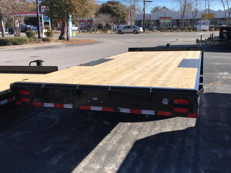 2018 Big Tex Trailers 20' Deck Over Equipment Trailer
