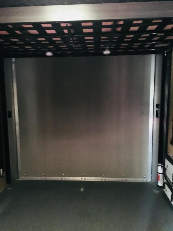 2016 Forest River Inc. 36 WORK PLAY Travel Trailer