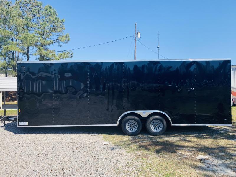 2020 Continental Cargo NS 8.5X24 Car / Racing Trailer