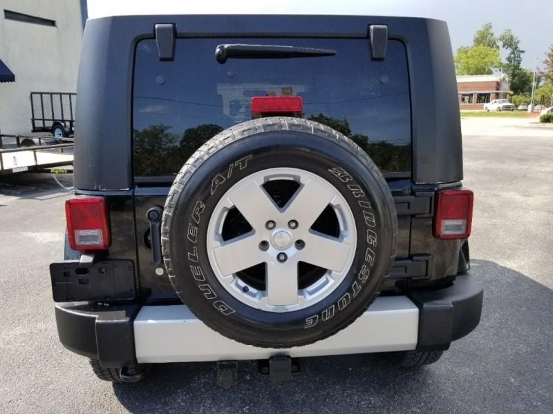 2010 Jeep WRANGLER UNLIMITED SAHARAH SUV