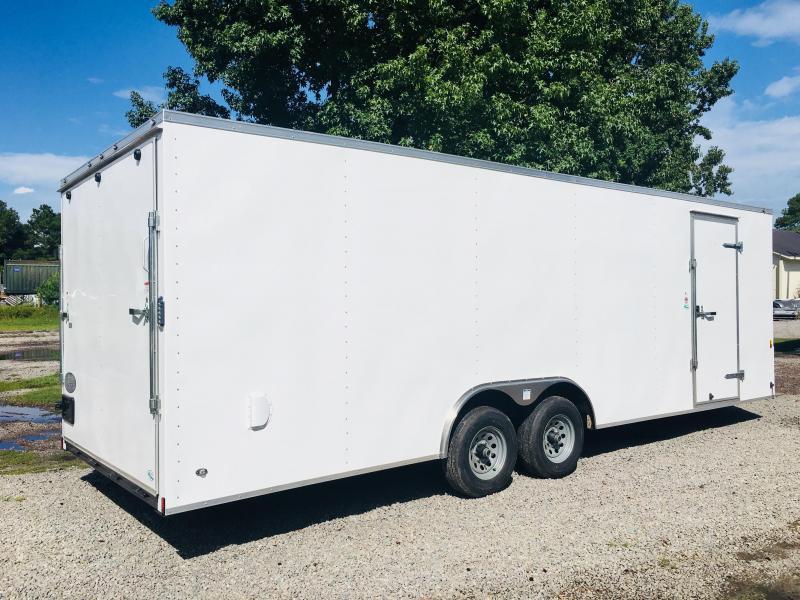2018 Continental Cargo 8.5X24 CAR HAULER Car / Racing Trailer