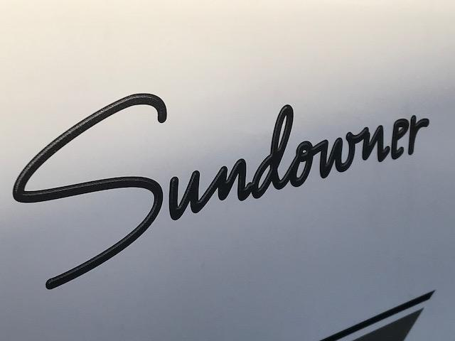 2018 Sundowner Trailers Charter 2 Horse Straight Load Horse Trailer