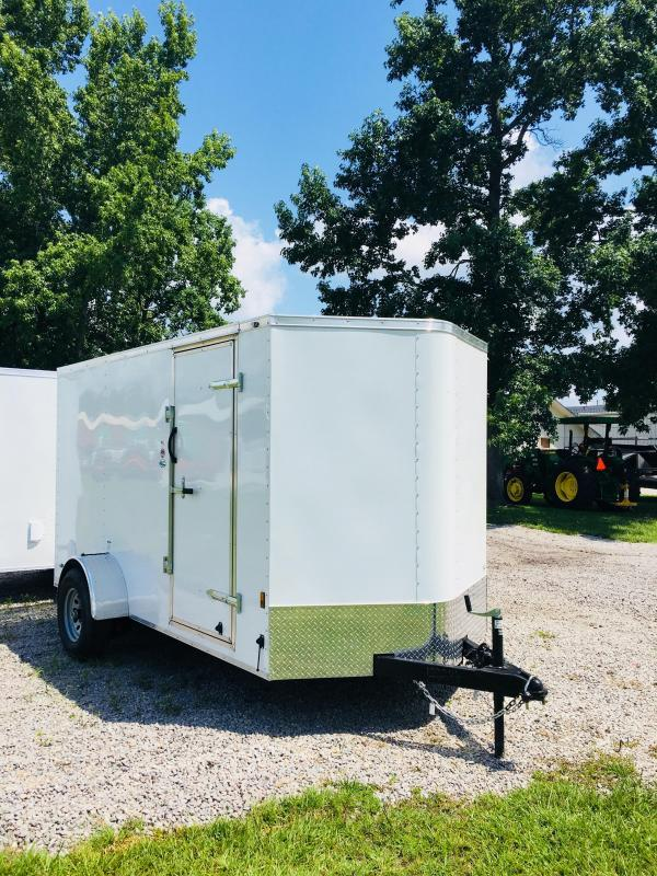 2018 Continental Cargo NS612SA3 Enclosed Cargo Trailer