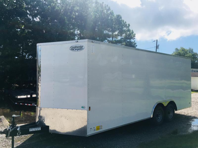 2018 Continental Cargo 8.5X20 Car / Racing Trailer