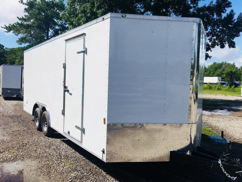 2018 Continental Cargo 8.5X20 Car / Racing Trailer
