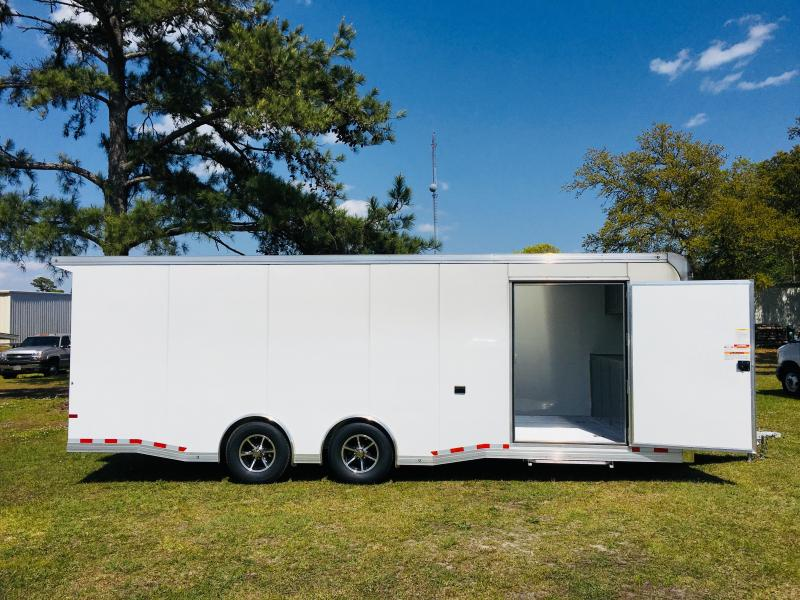 2019 Sundowner Trailers 24' All Aluminum Enclosed Trailer